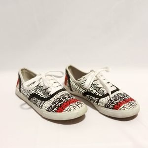 Twenty One Pilots™ Hand-painted Sneaker